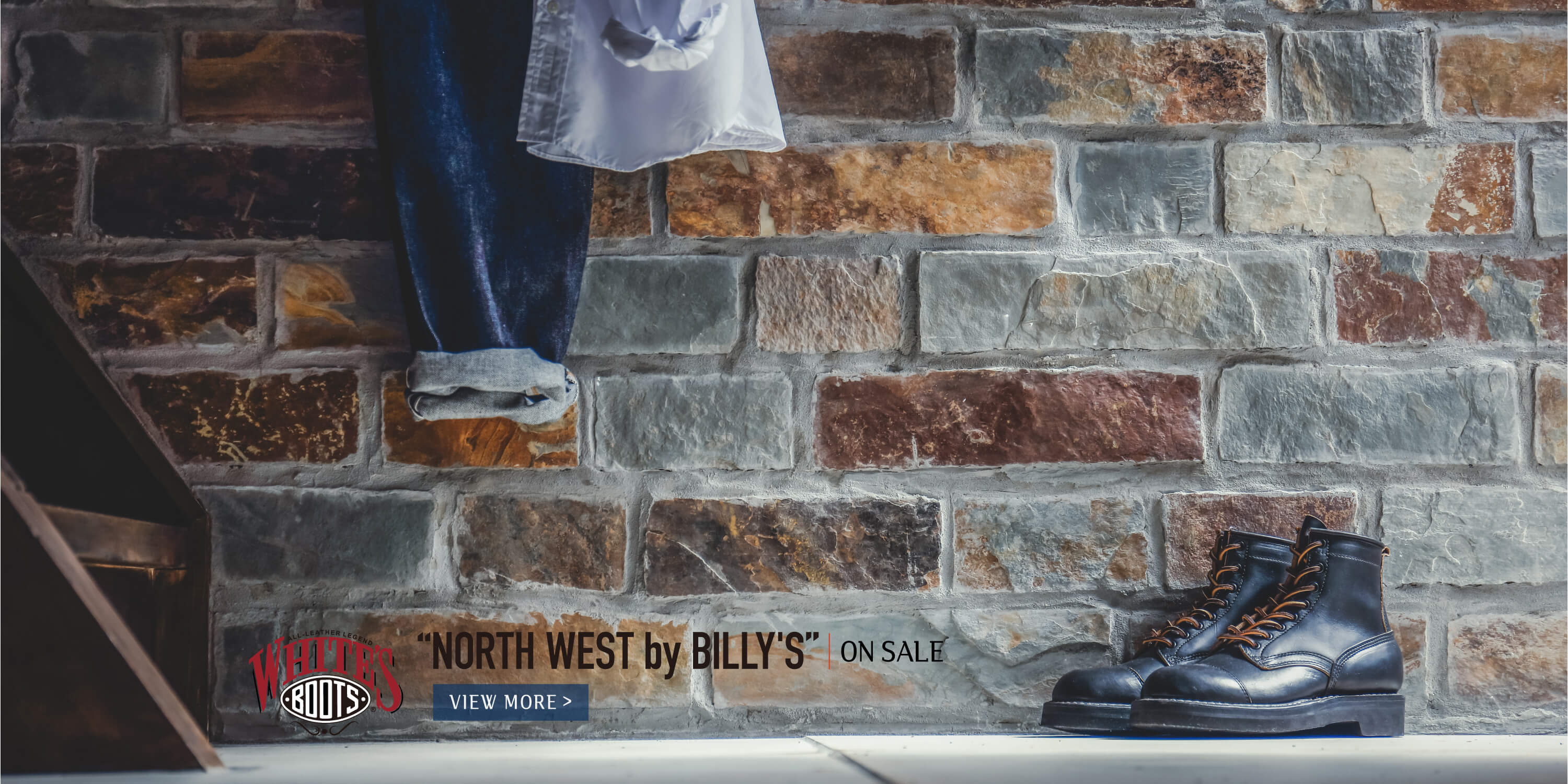 WHITE'S BOOTS NORTH WEST by BILLY'S