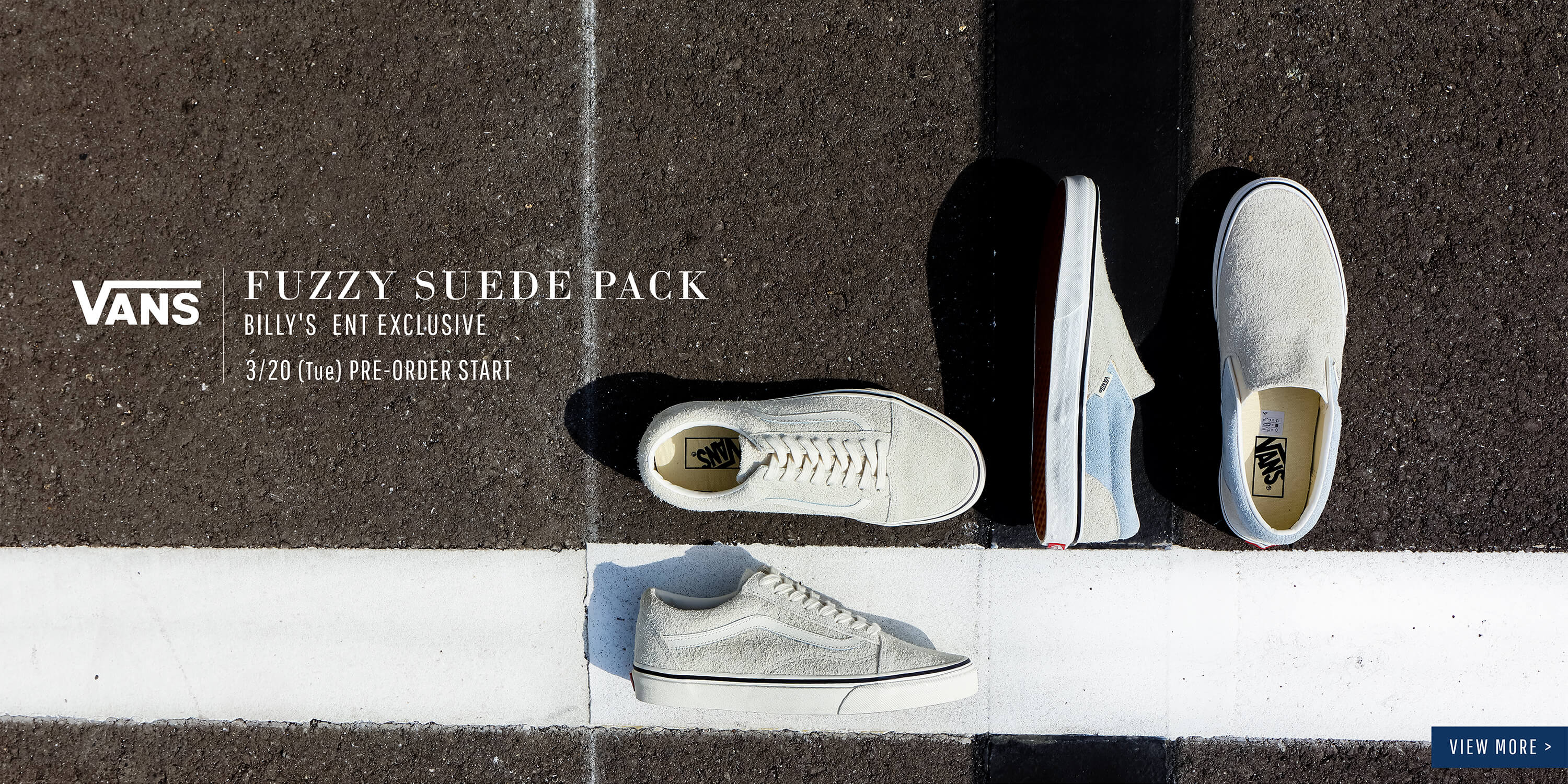 FUZZY SUEDE PACK