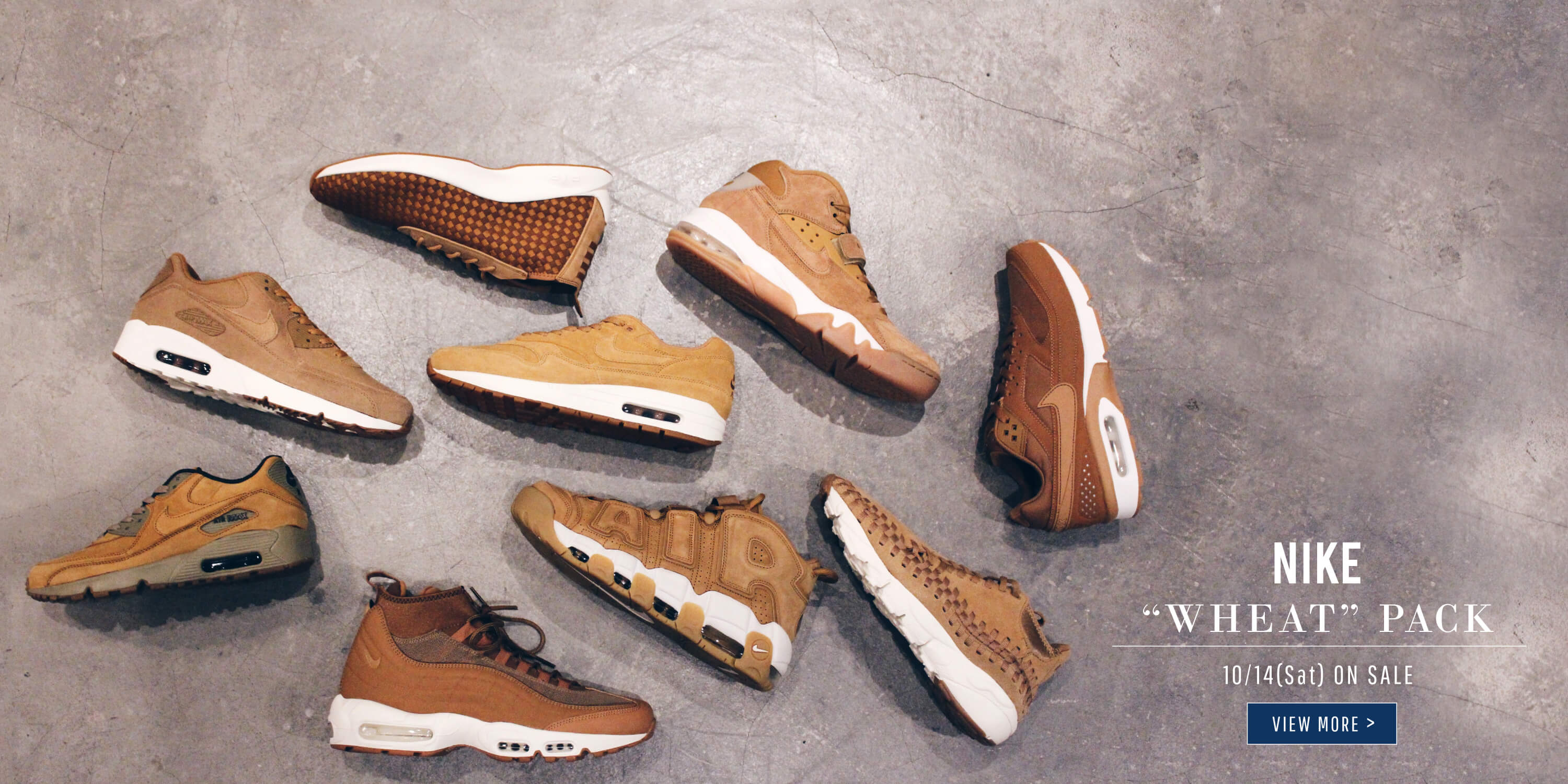 WHEAT PACK