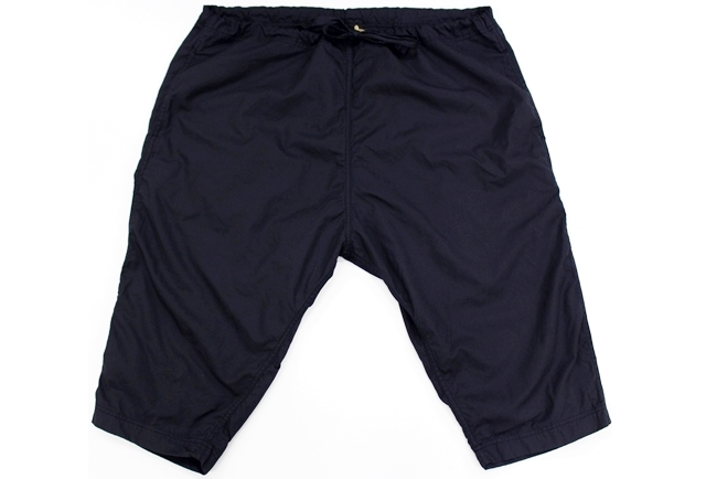 MONITALY DROP CROTCH PANTS