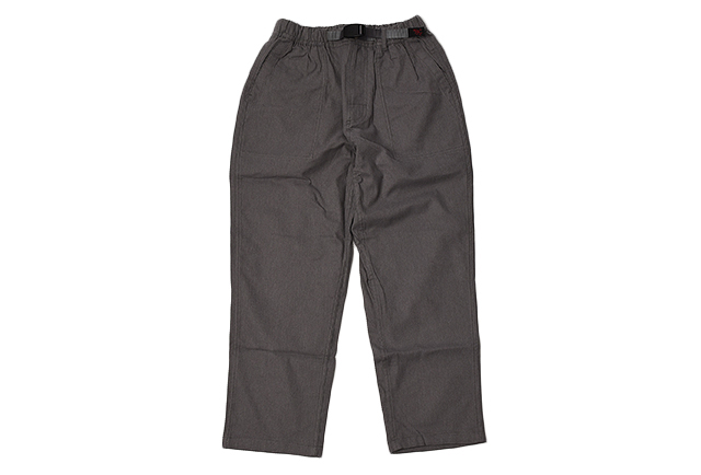 NEL LOOSE TAPERED PANTS