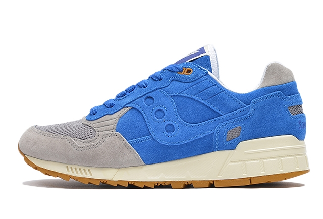 Bodega×Saucony SHADOW 5000 ELITE