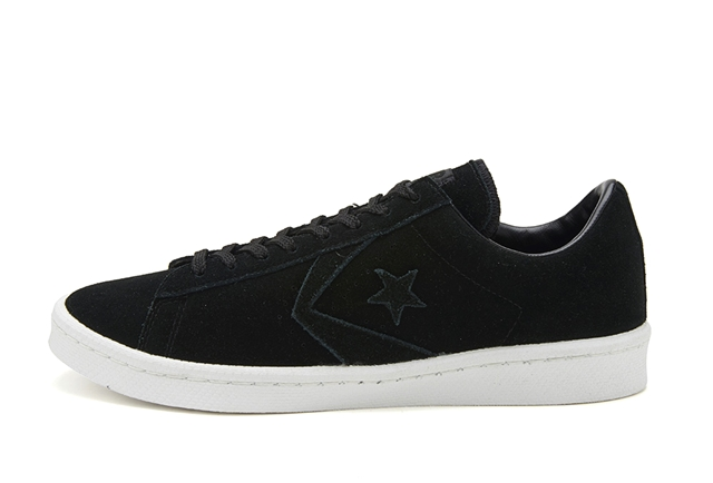 PRO-LEATHER BKPLUS SUEDE OX