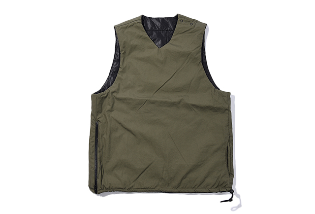Reversible Insulated Vest
