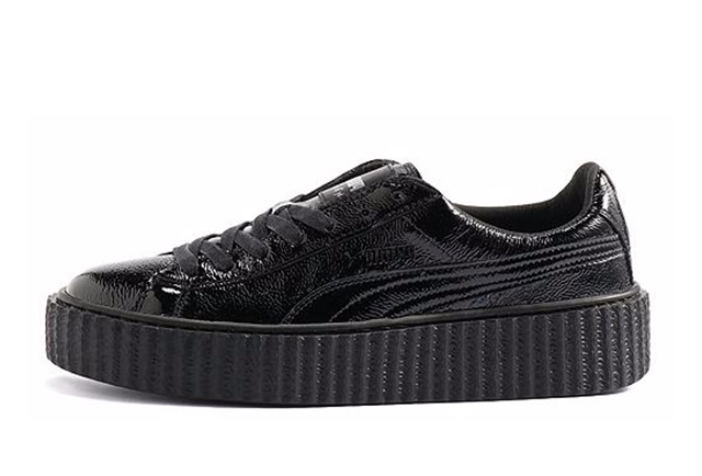 CREEPER WRINKLED PATENT
