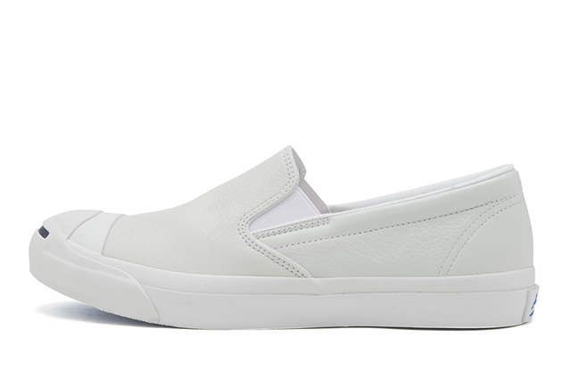 JP SRK LEATHER SLIP-ON