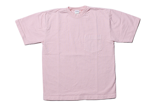 CAMBER/MAX WEIGHT POCKET CREW TEE