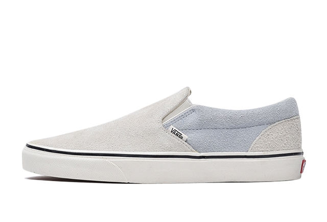 """CLASSIC SLIP-ON """"FUZZY SUEDE PACK"""""""