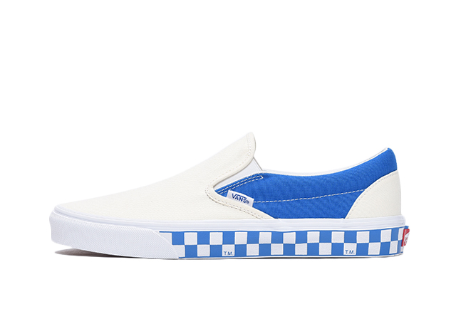 "CLASSIC SLIP-ON ""SIDEWALL CHECK"""