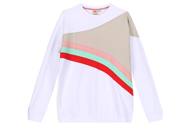 RAINBOW SWEATER F&F