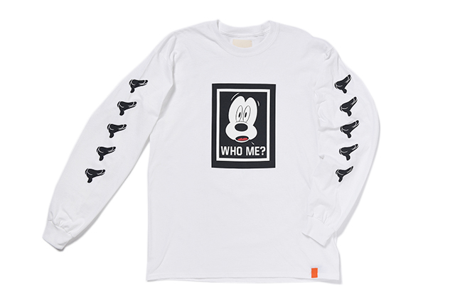 MICKEY MOUSE LS TEE