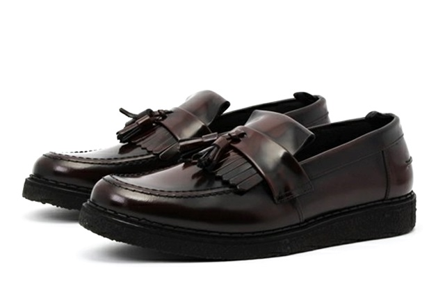 GEORGE COX TASSEL LOAFER