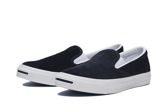 JACK PURCELL SUEDE SLIP-ON RH