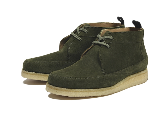 PB SUEDE MID