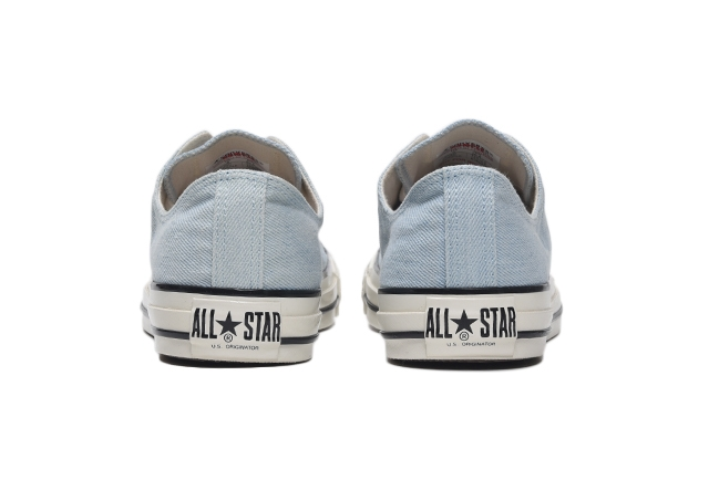 ALL STAR US FRAYEDDENIM OX