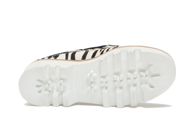 "WOMENS A/O 2-EYE LUG ""WHITE TIGER"""
