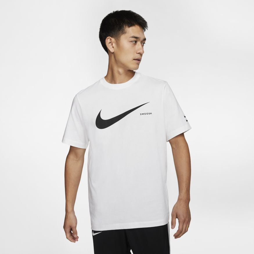 AS M NSW SWOOSH HBR SS TEE