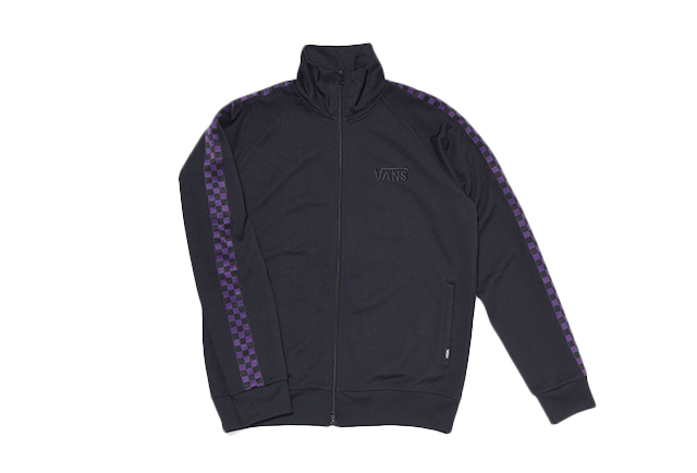 Checker Sports Track Jaket