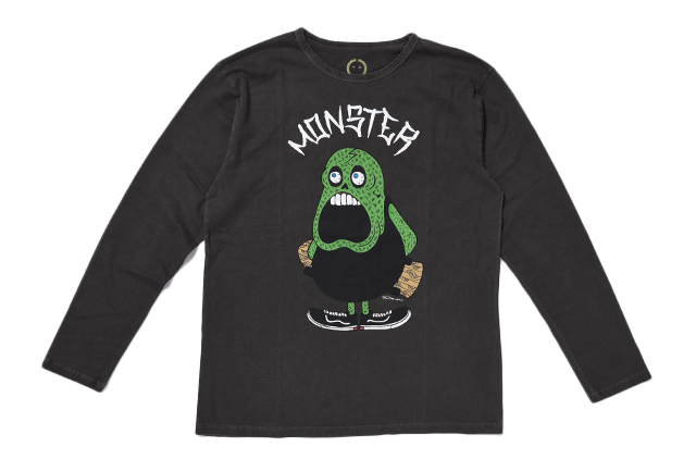 MONSTER LS TEE