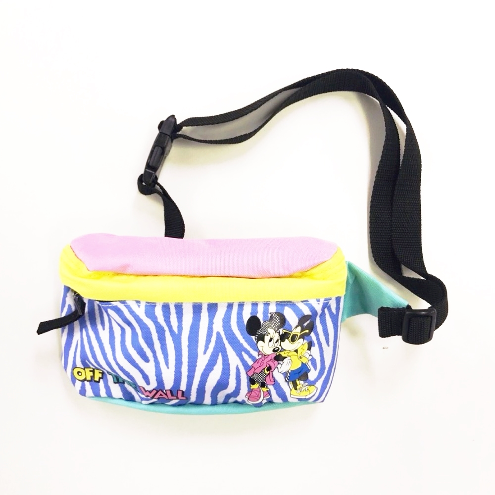HYPER MINNIE BURMA FANNY PACK (Disney)