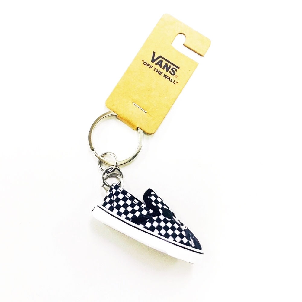 PUNK MICKEY SLIP ON KEYCHAIN (Disney)