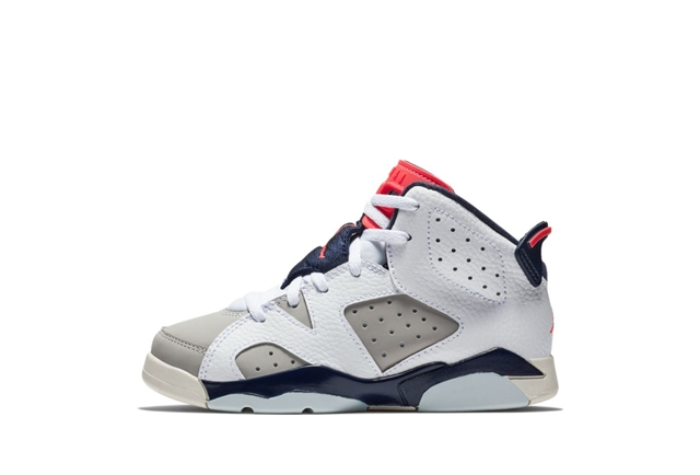 【KIDS】JORDAN 6 RETRO PS(17-22)