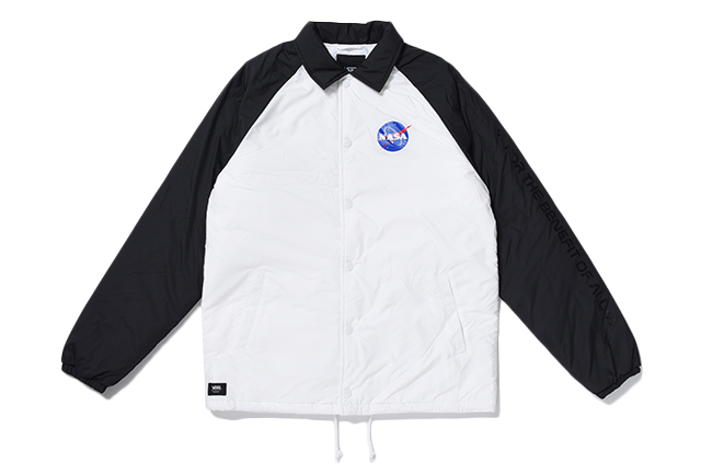 VANS × SPACE VOYAGER  TORREY PADDED MTE JACKET