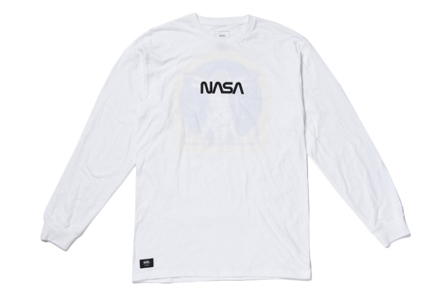 VANS × SPACE VOYAGER  LONG SLEEVE T-SHIRT