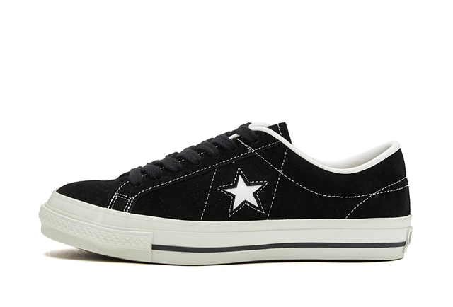 ONE STAR J SUEDE