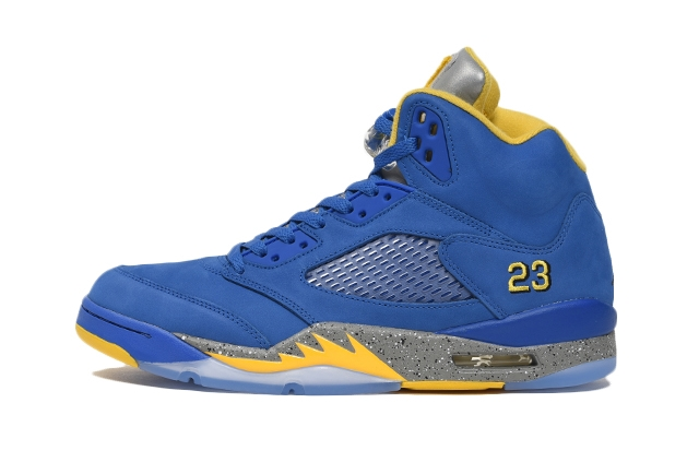 AIR JORDAN 5 LANEY JSP