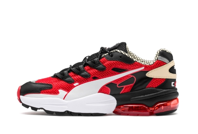 02HIGH RISK RED-PUMA BLACK