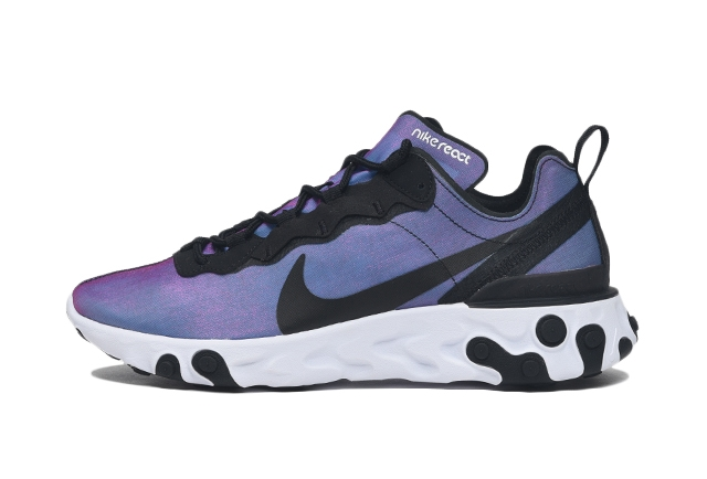 NIKE REACT ELEMENT 55 PRM
