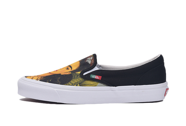 UA OG Slip-On LX(Frida Kahlo)