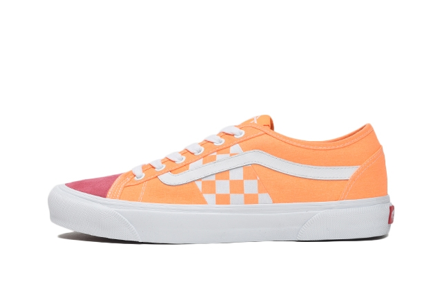 (Check Off) Orange Pop/Knockout Pink