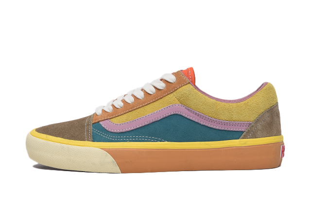 (Suede/Leather) Multi
