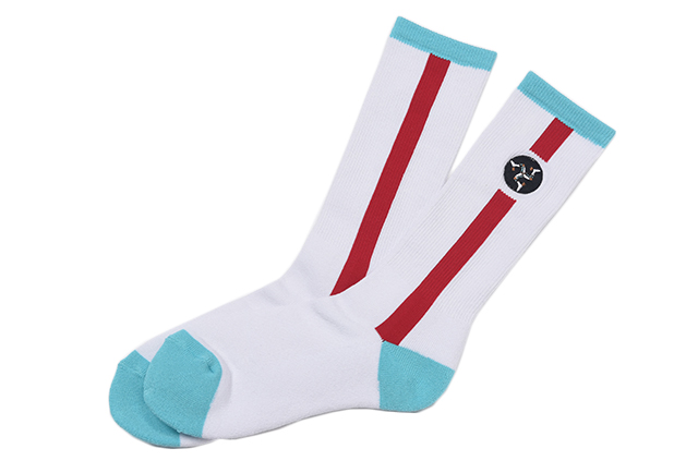 AUTHENTIC POZESSION SOCKS
