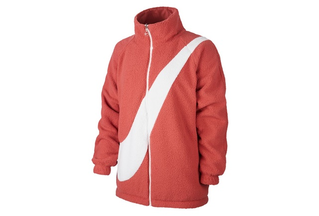 AS W NSW SWSH JKT REV SHERPA