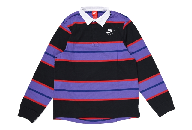 AS M NK RUGBY LS TOP GEL