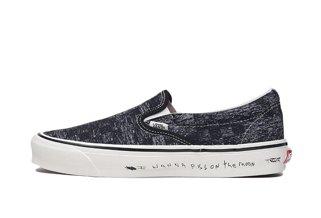 OG CLASSIC SLIP-ON LX(JIM GOLDBERG)