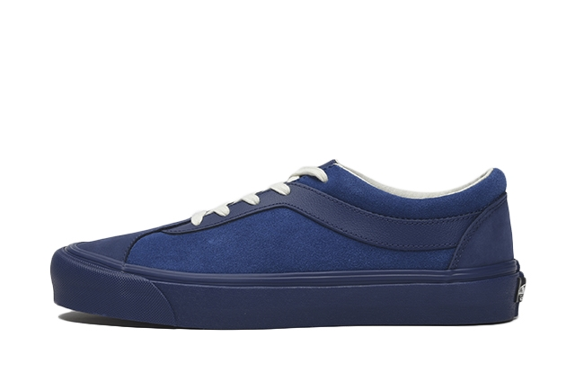 (NUBUCK/SUEDE) BLUEPRINT/TRUE BLUE
