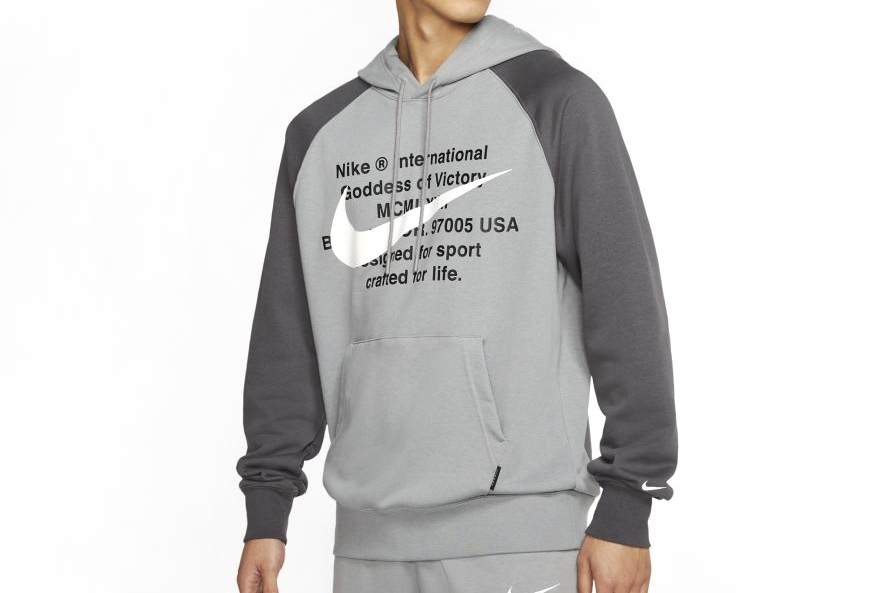 AS M NSW SWOOSH HOODIE PO FT
