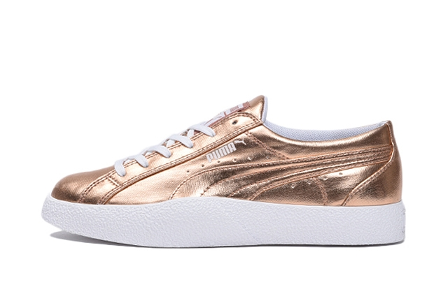 PUMA LOVE METALLIC WN'S