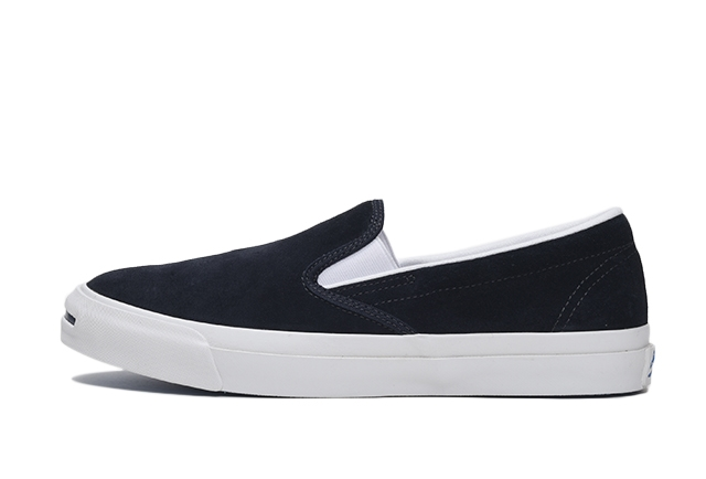 【11/30までの期間限定価格】JACK PURCELL SUEDE SLIP-ON RH