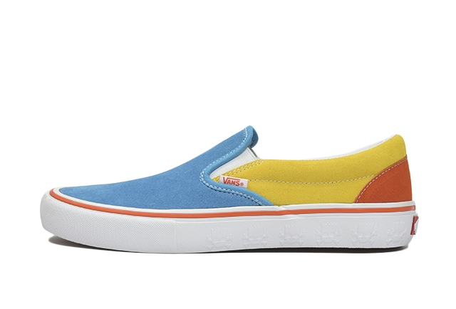SLIP-ON PRO(THE SIMPSONS)