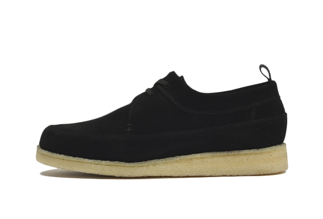 PB SUEDE LOW