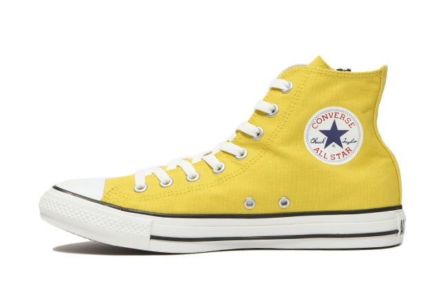 ALL STAR LOGOFLAPZIP HI