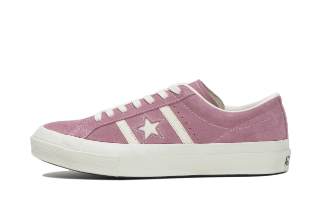 STAR&BARS SUEDE OX