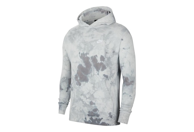 NSW PULL-OVER HOODIE FRENCHTERRY  DYE