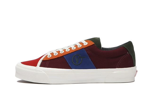 (SUEDE/CANVAS).MULTI