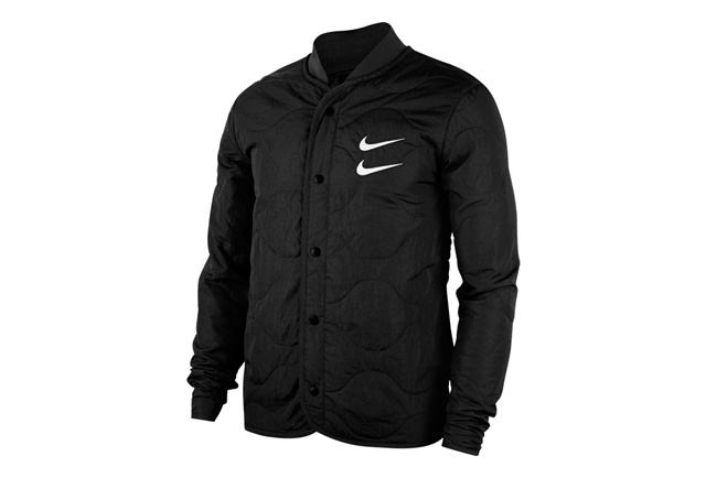 NSW SWOOSH QUILTED JACKET